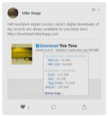 Apple Lossless (ALAC) at download.mikeshupp.com