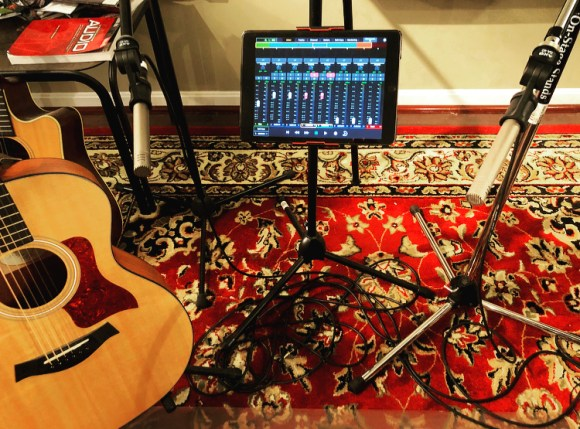 Tracking Acoustic Guitars w/ Avid Control