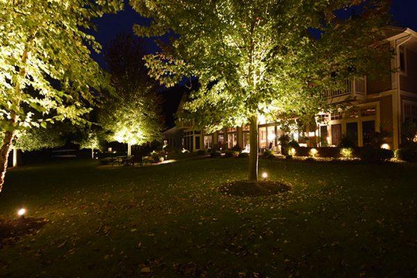 landscape lighting outdoor lighting