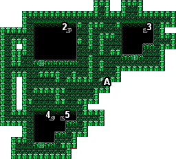 Mikes RPG Center Final Fantasy Maps Marsh Cave