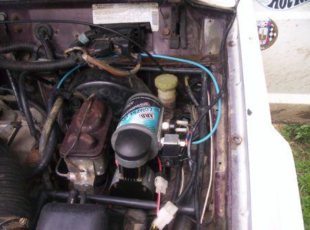 ARB Compressor Jeep Cherokee