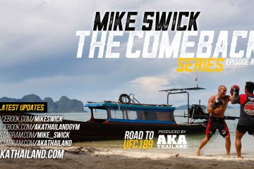 Mike Swick: The Comeback - Ep #2: We Rollin!