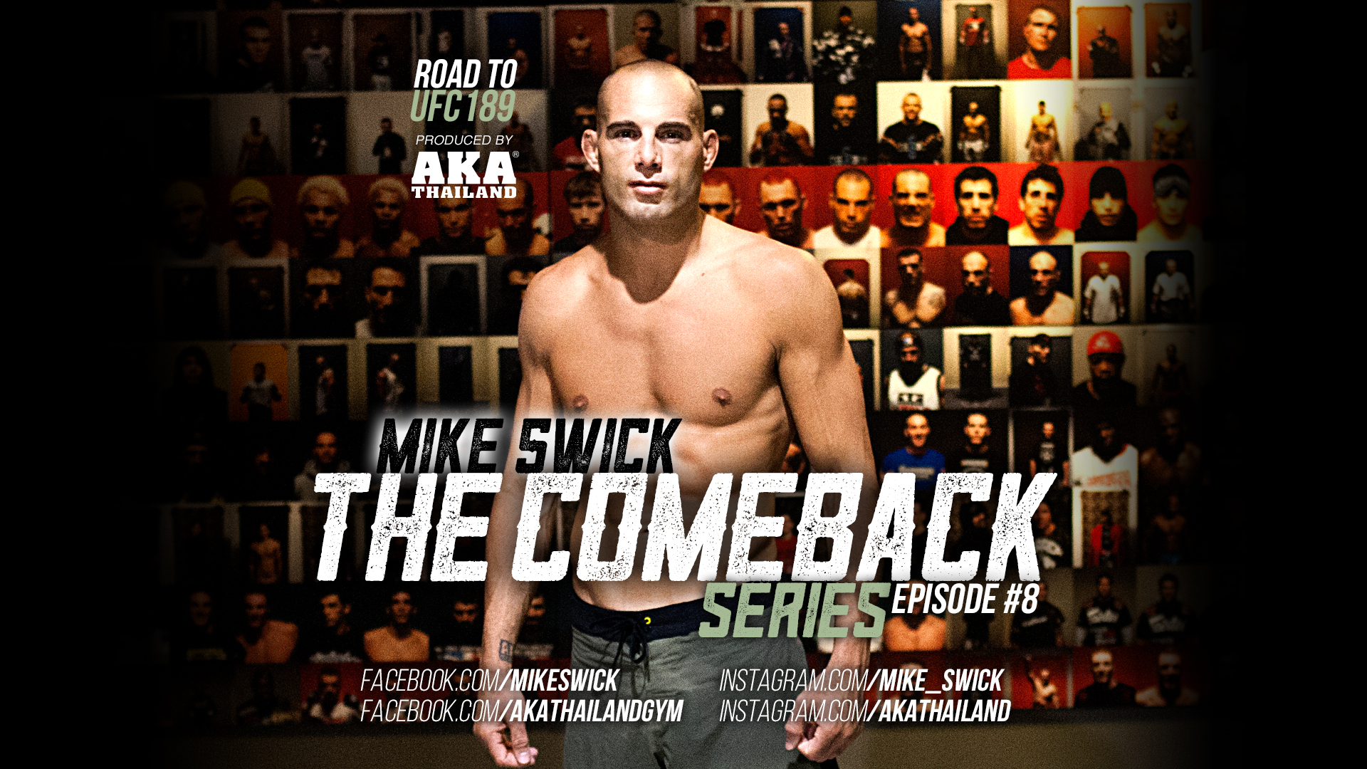 Mike Swick: The Comeback - Ep #8: Fight Week