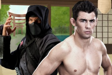 Real Quick, Retro Pick. That one time Dominick Cruz fought a ninja.