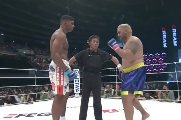 With a big heavyweight rematch looming, we remember Alistair Overeem vs. Mark Hunt 1