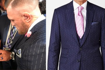 Got a few thousand bucks laying around and love Conor McGregor? You're in luck!