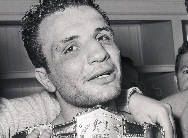 'Raging Bull', Jake LaMotta, has died at the age of 95