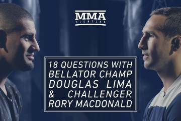 Bravo MMA Fighting for your 18 questions with Rory and Lima