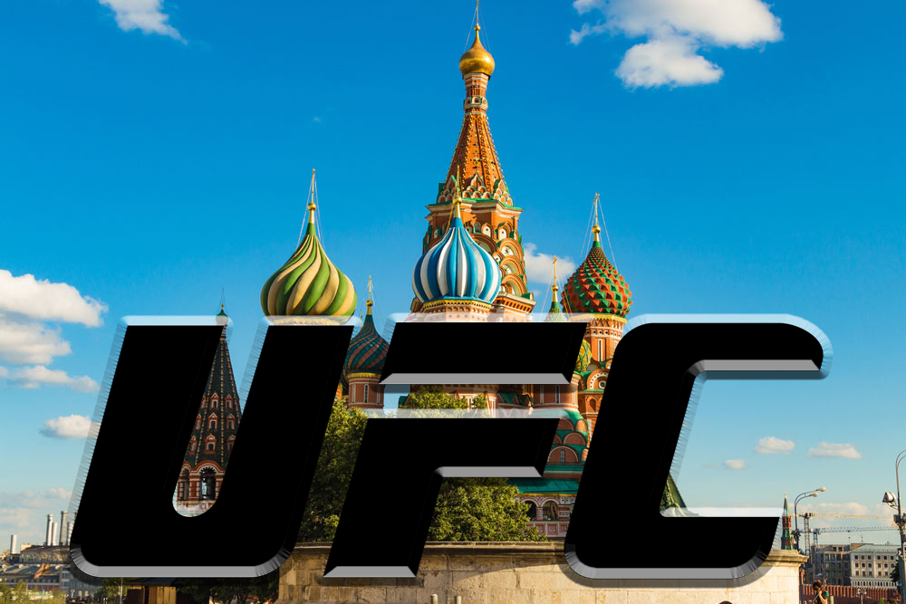 Khabib gets his wish. UFC is coming to Russia in September.