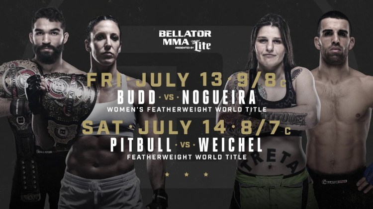 Bellator 202 Event Results
