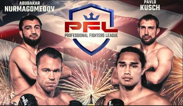 PFL 3 Event Results