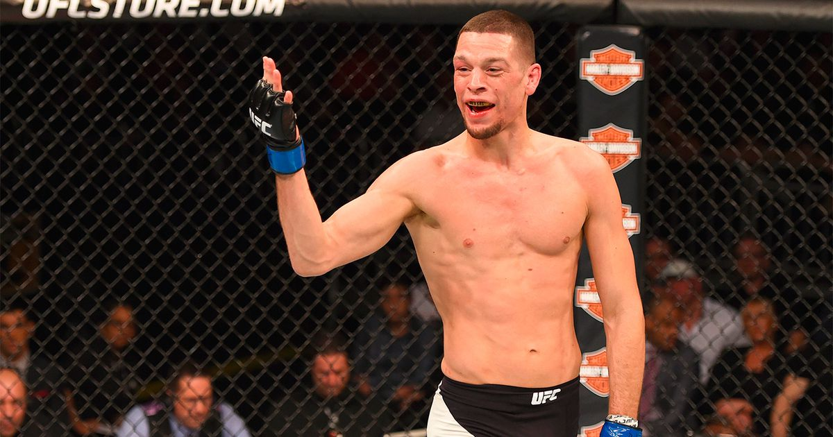 Charlie Z called out Nate Diaz. This may not end too well for ol' Charlie