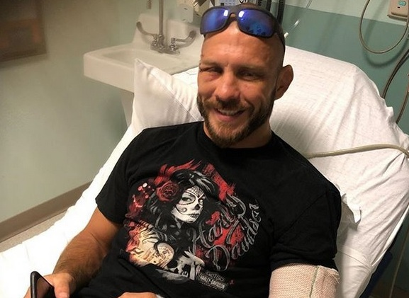 Cowboy Cerrone looking rough in latest Instagram post