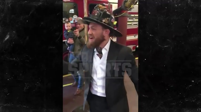 'Not Caring that he lost to Khabib' tour continues for McGregor, in Boston