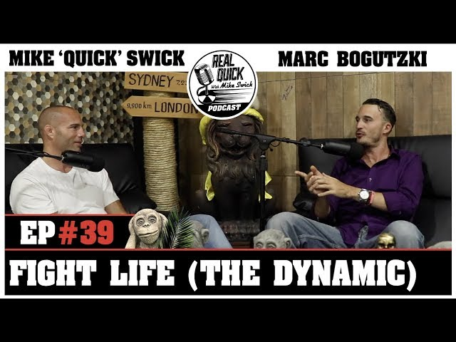 EP #39: Fight Life (Untold Fight Stories & The Shows Unique Dynamic)