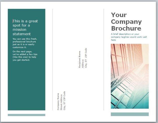 Company Brochure Template 18