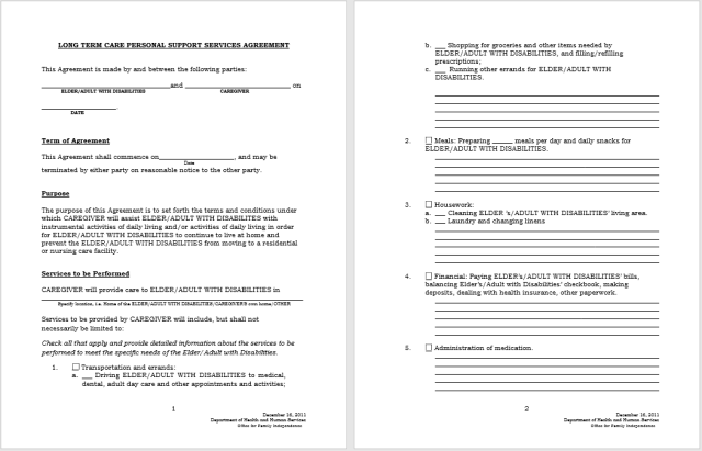 Consultancy Agreement Template 01