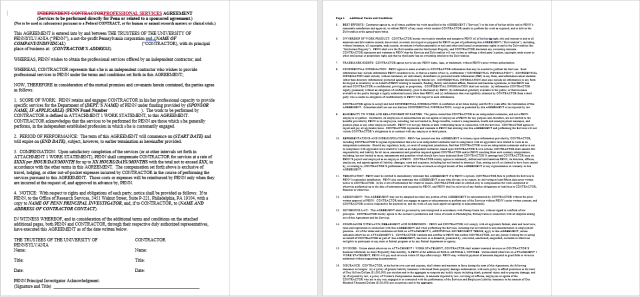 Consultancy Agreement Template 06..