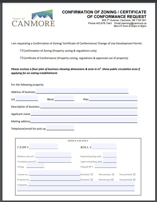 certificate of conformity Template 06