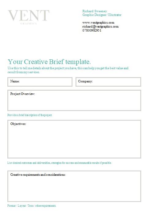 creative brief template 11