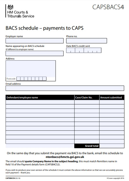 payment schedule template 01..
