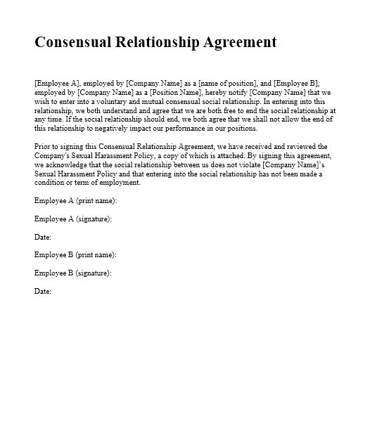 relationship contract 12