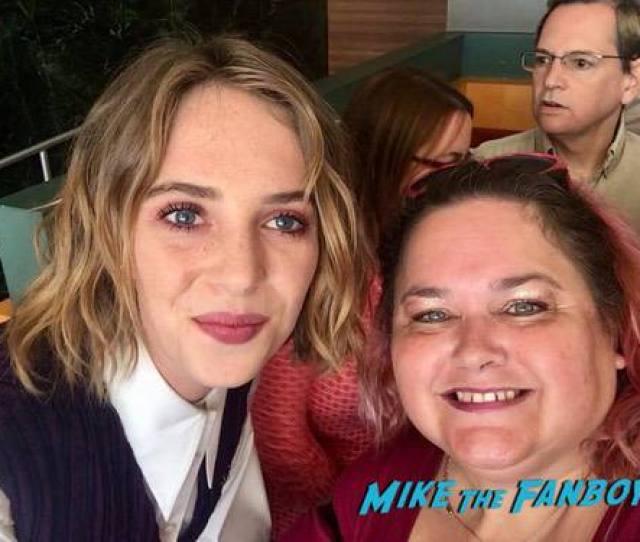 Maya Hawke Sexy Mike The Fanboy