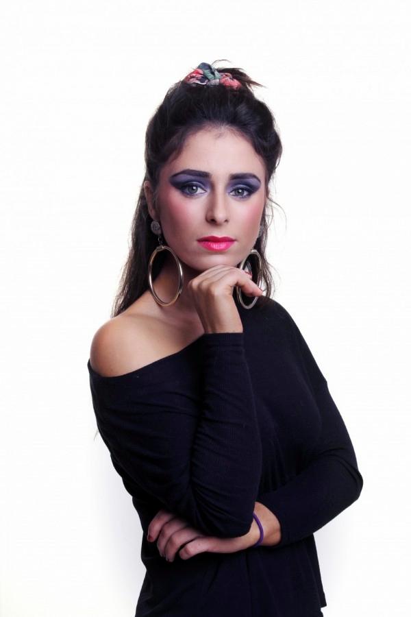 80s makeup 3