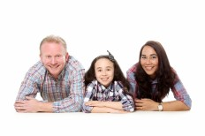 family portraits at Mike Turner Photography