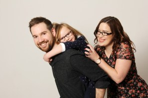 family photoshoots at Mike Turner Photography