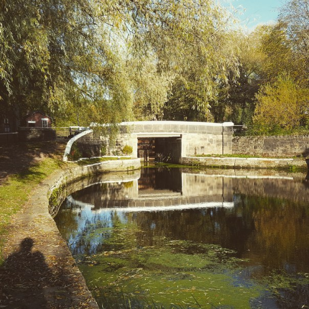 hindley canal railway walk photographs