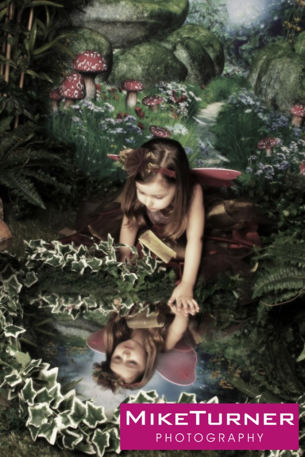 fairy photoshoots at Mike Turner Photography