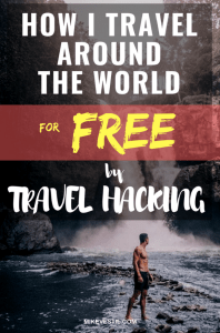 Find out how Mike Vestil travels around the world for free by travel hacking.