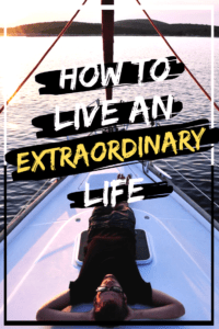 Find out how to live an extraordinary life with Mike Vestil's 2 hacks.