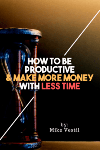 Most amateur entrepreneurs confuse busyness with being productive. They think that if they can spend more time on their business ideas, that they will make more money.  WRONG.  In reality, the goal of making money online is not to trade more of your precious hours for dollars. Find out more in today's blog!