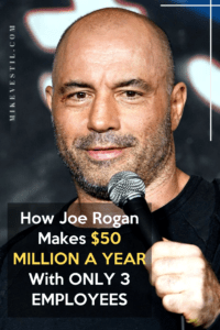 The Joe Rogan experience gets over 140 million views per month on just YouTube alone.  With all the attention his podcast captures..  Find out in today's blog exactly how Joe Makes $50 million a year with only 3 employees.