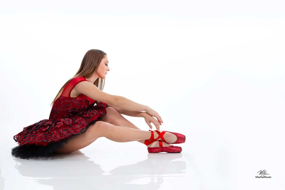 Dancer High Key