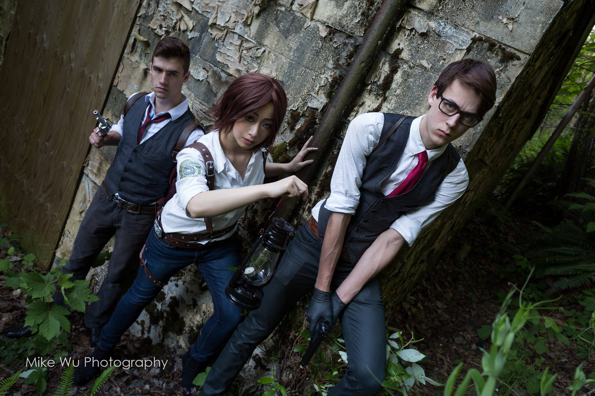 cosplay, Sebastian Castellanos, Juli Kidman, Joseph Oda, The Evil Within, game, horror, environment, spooky