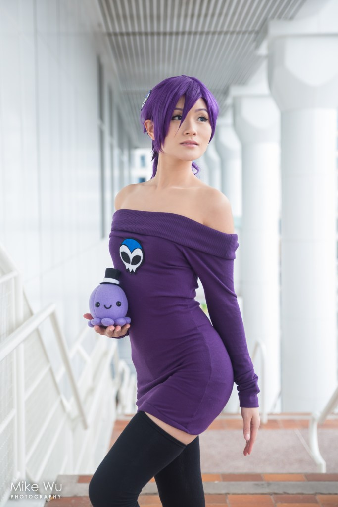 lemmytentacles, Orson, cosplay, zonetan, zonesama, newgrounds, tentacles, plus, girl, character, tv, purple