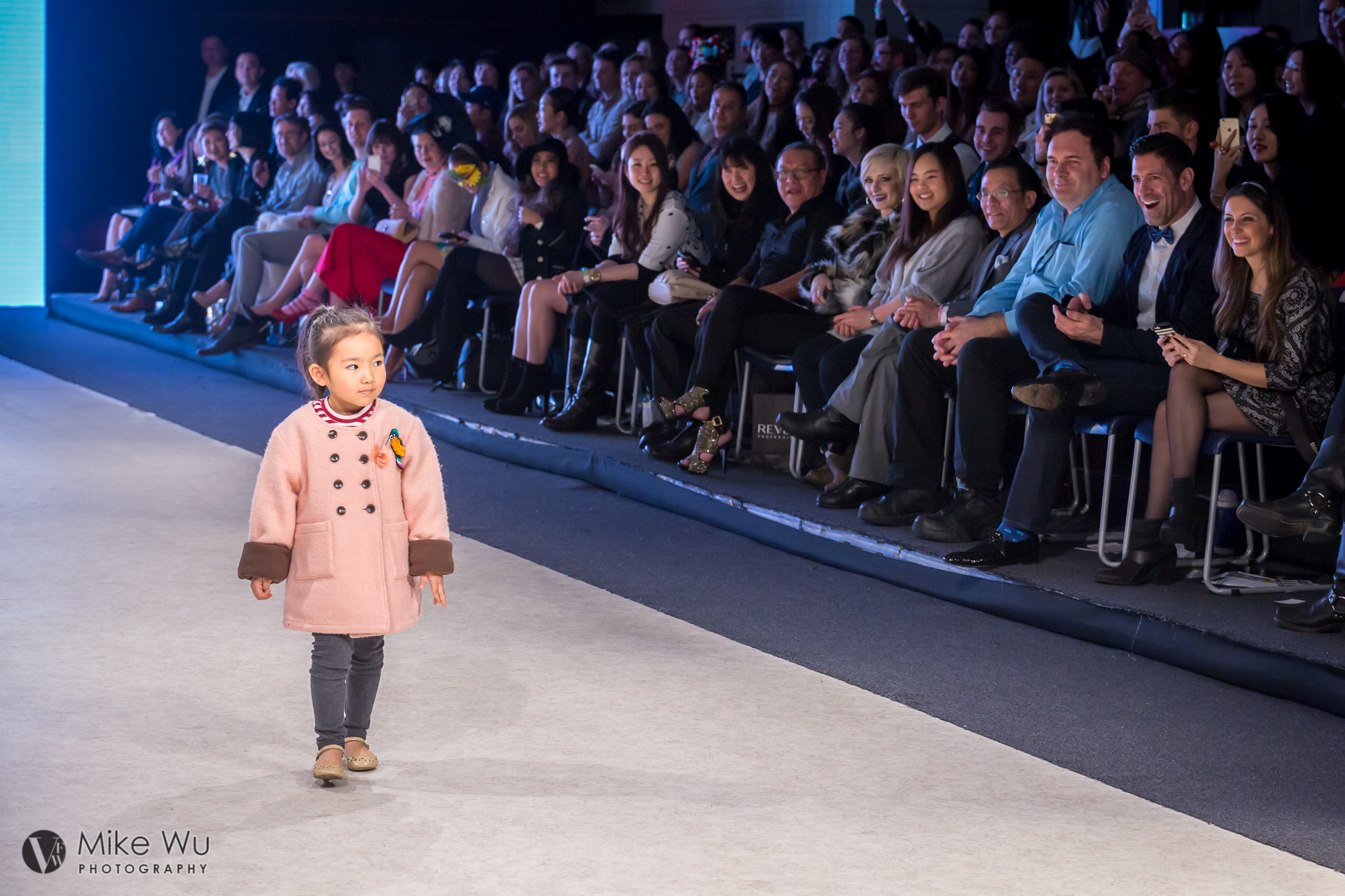 Vancouver fashion week, smile, adorable, walk, cute, audience, runway, moment, vfw, show, kid model, future