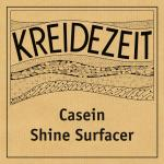 Kreidezeit Casein Shine Surfacer label