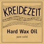 Kreidezeit Hard Wax Oil label