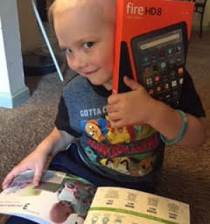 Distractions can help kids cope with cancer