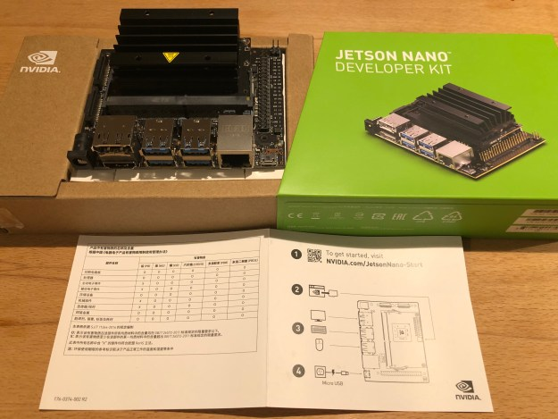 NVIDIA Jetson Nano に OPENCV CuDNN と DNN