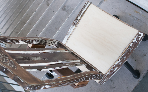 Der ex (ekutive) Stuhl