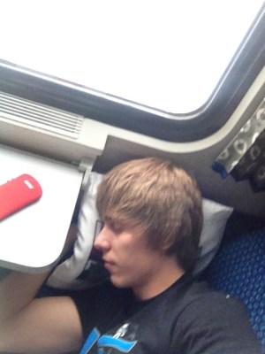 cesta z Prahy do Mnichova vlakem