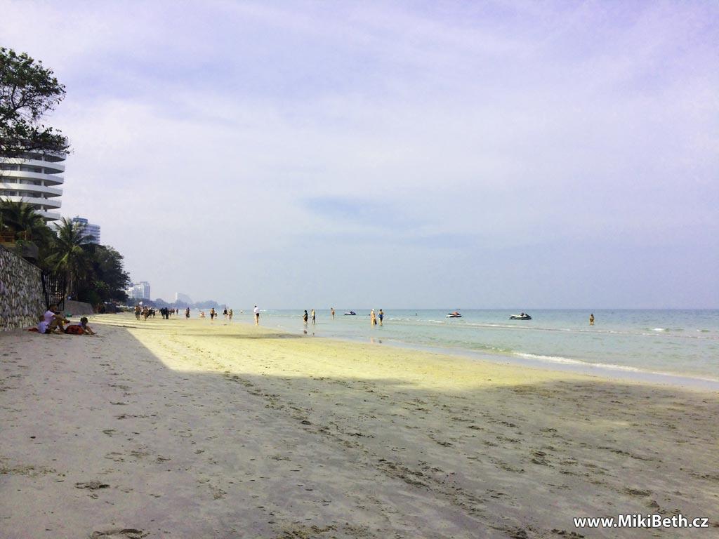 hua hin pláž
