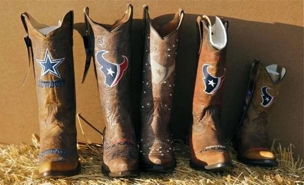 Botas do Rodeio de Houston