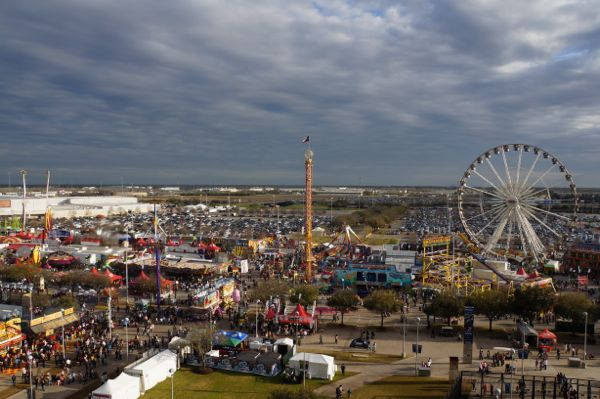 Carnival no Rodeo Houston