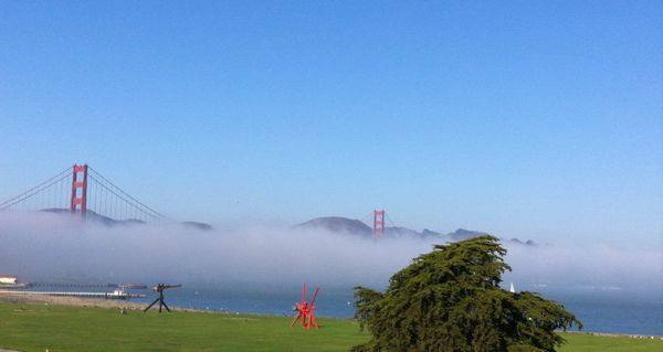 Golden Gate em San Francisco